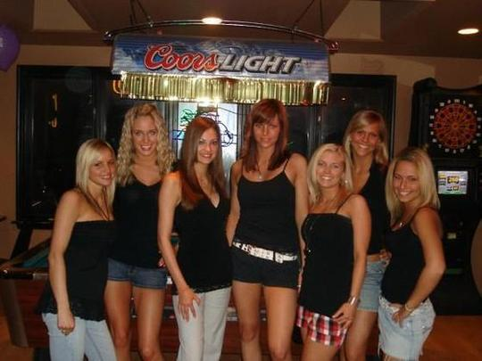 Sports Bar and Grill - come on out and have a good time!